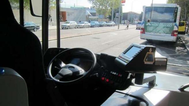 Autobús urbano de Salamanca