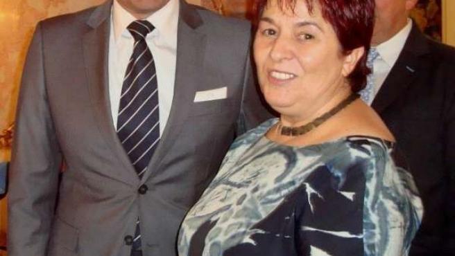 Suárez-Quiñones, con Luquero