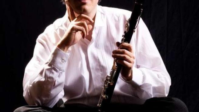 El clarinetista Chen Halevi