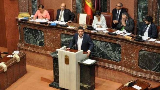 Miguel Sánchez, de Ciudadanos