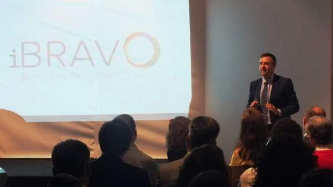 Presentación de la empresa iBravo