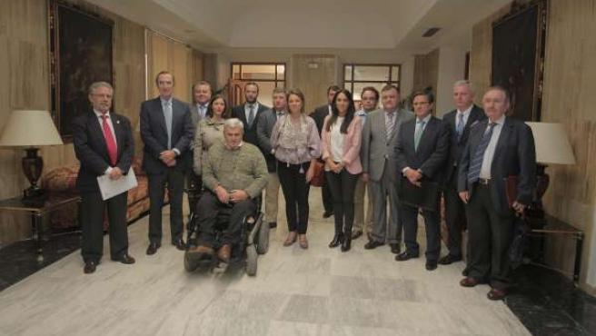 Reunión de la Fundación Agrópolis