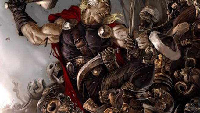 Novedades Marvel: 'Thor: Ragnarok' tendrá más comedia (y una Valkiria)