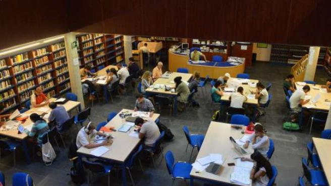 Biblioteca de Punta Umbría.