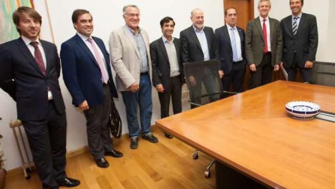 Reunión sobre el Fondo de Cooperación Local