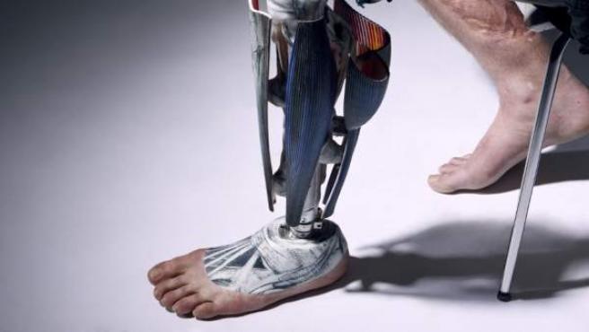 Estas prótesis están diseñadas para ser funcionales, pero a la vez entendidas como piezas de arte.