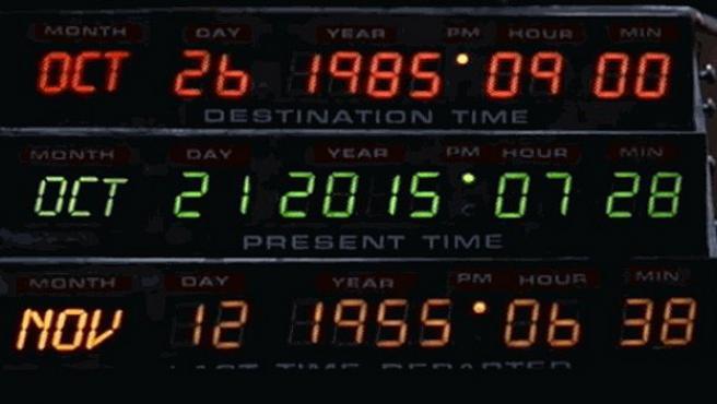 Regreso al futuro: todas las citas del 30 aniversario
