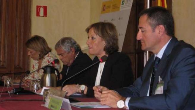 Ortiz inaugura el XIV Encuentro de Sistemas INIA de Iberoamérica