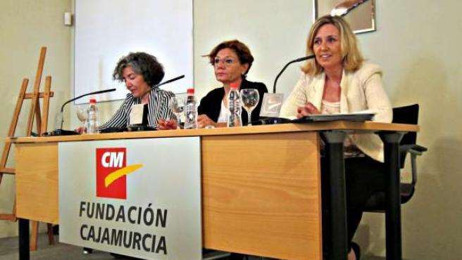Presentación Umbrales en Las Claras de Cajamurcia