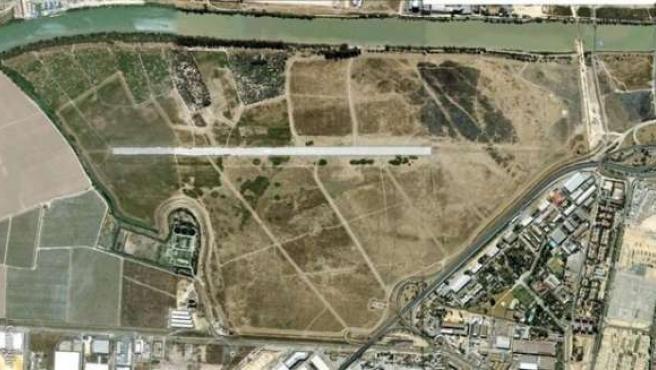 Vista Aérea De La Dehesa De Tablada