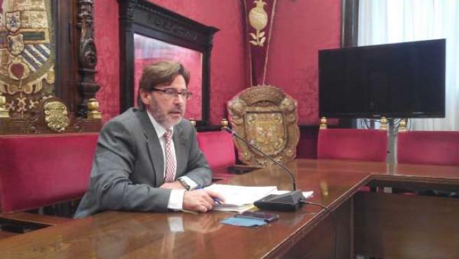 ((((CON AUDIOS))) NP PSOE ADVIERTE EL IBI SUBIRÁ OTRO 10% EN 2016 POR LA REVISIÓ