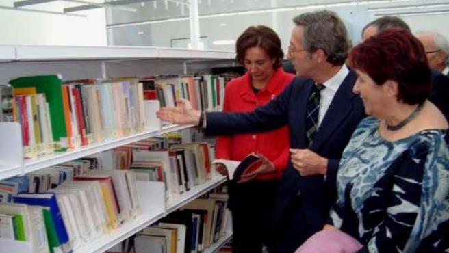 Lasalle, en la biblioteca de Segovia