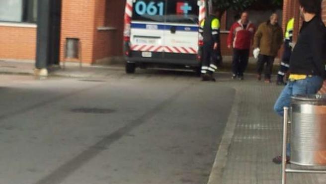 Urgencias, Hospital, Ambulancia, 061 Cantabria