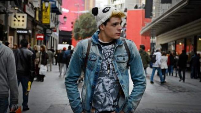 José Guerrero, de acosado en el instituto a dar charlas a adolescentes sobre diversidad afectivo-sexual.