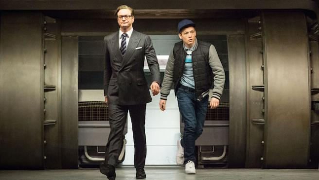'Kingsman: Servicio secreto 2' se estrenará en 2017