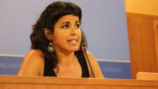 Teresa Rodríguez (Podemos)