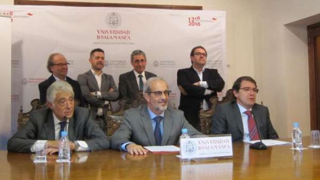 Presentación del proyecto del Centro Internacional de Referencia del Español