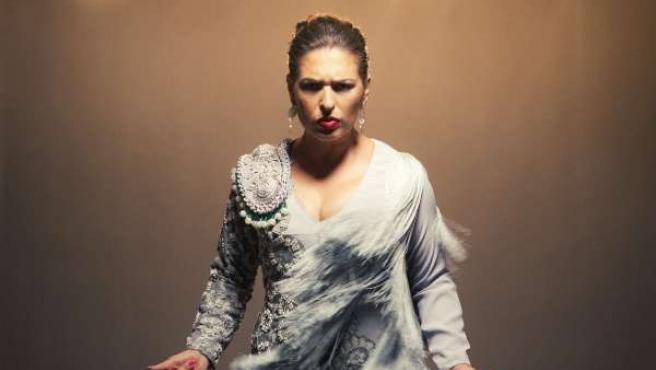Pastora Galván imparte un curso de danza española para profesionalse