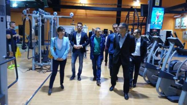 Visita ANECA Facultad Deporte