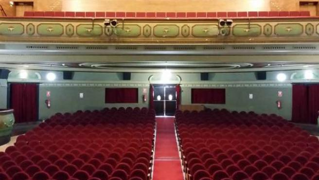 Teatro Cerezo de Carmona