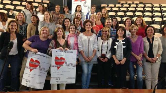 Campaña 'El amor no se mide'