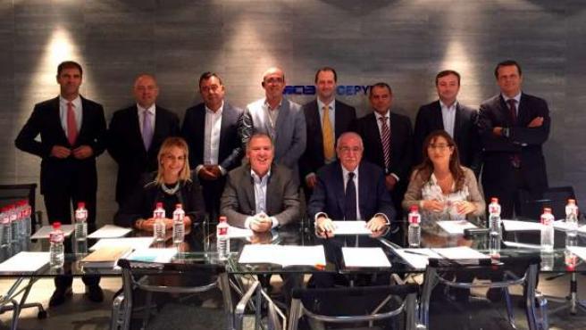 Cambios en el Comité Ejecutivo de CEOE