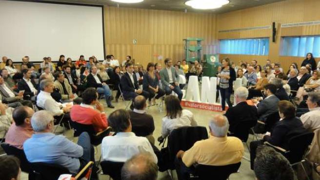 Armengol, Hila y Miralles valoran sus primeros cien días de gobierno