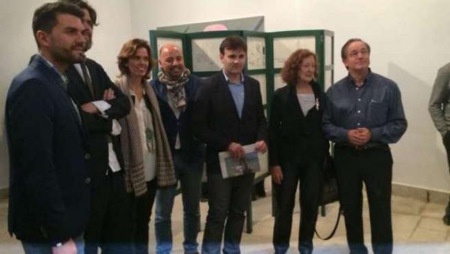 Inauguración Foro Arte