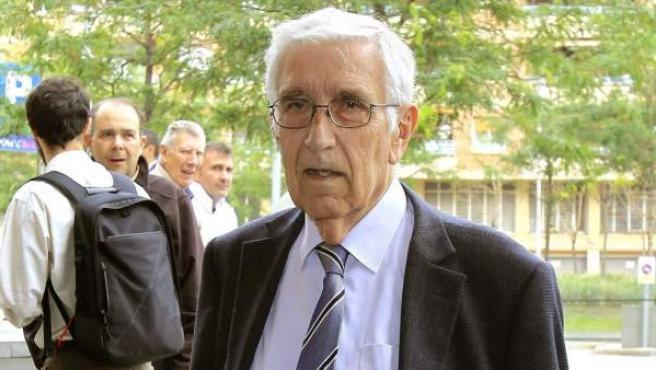 Fotografía de 2014 del extesorero de Convergencia Democratica de Cataluña Daniel Osàcar.