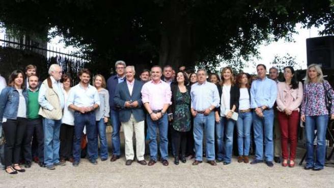 Comité electoral del PP en Sevilla