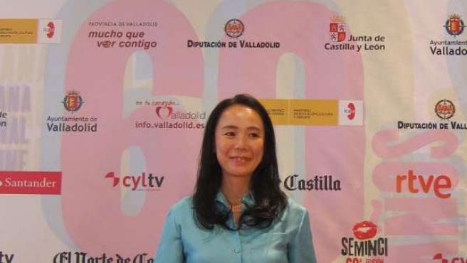 La directora japonesa Naomi Kawase