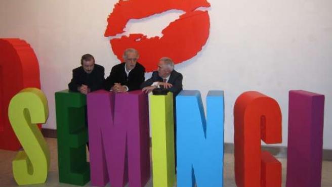 Juan Diego, Fernando Trueba y Juan Mariné, Espigas de Honor de Seminci
