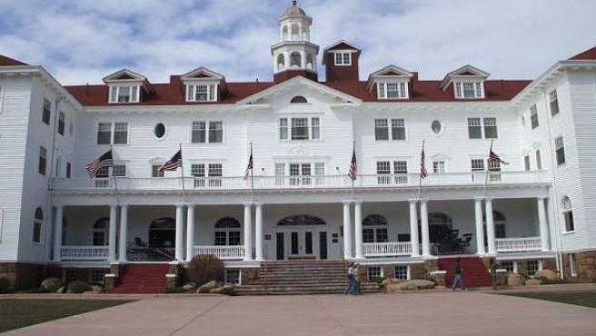 El hotel Stanley, en Colorado, inspiró el hotel Overlook de 'El resplandor'.