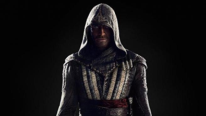 Foto del día: Michael Fassbender se sacrifica por 'Assassin´s Creed'