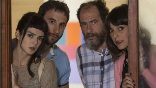 Escena de la película 'Ocho apellidos catalanes'.