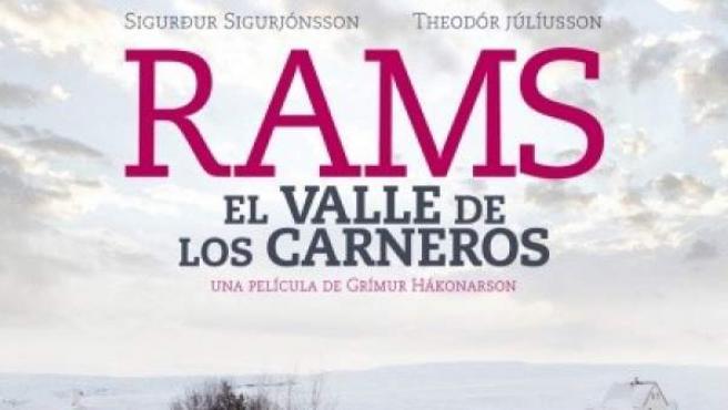 Cartel de 'Rams. El valle de los carneros'