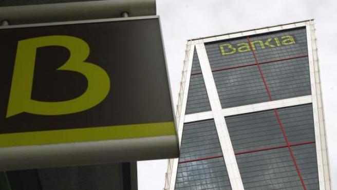 Cajeros de Bankia