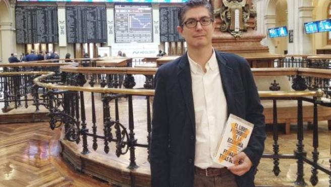 Fernando Trias de Bes, autor del 'El libro prohibido de la economía'
