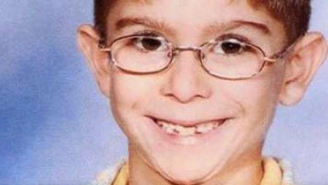 El niño canario Yeremi Vargas, desaparecido el 10 de marzo de 2007.