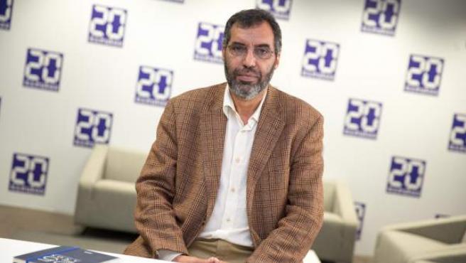 Bucharaya Beyun, delegado en España del Frente Polisario.