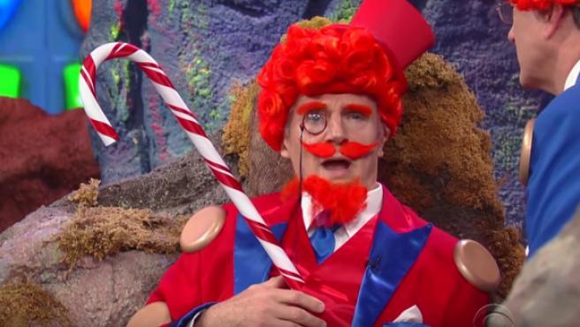 Vídeo del día: Liam Neeson protagoniza 'Candy Crush: La película'