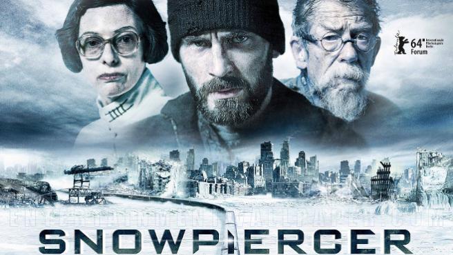 'Snowpiercer (Rompenieves)' se convertirá en serie de TV