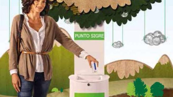 SIGRE - La Rioja - La naturaleza necesita que recicles
