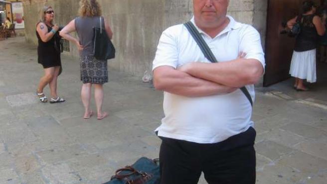 Francesc Buils, antes de ir a prisión