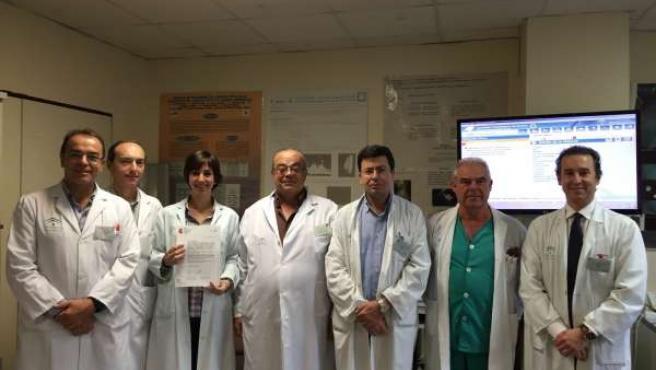 Unidad de Urología del Complejo Hospitalario de Huelva