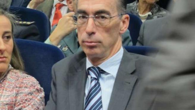 El conselleiro de Sanidade, Jesús Vázquez Almuíña