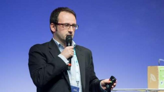Patxi Echeveste, CEO de Wattio