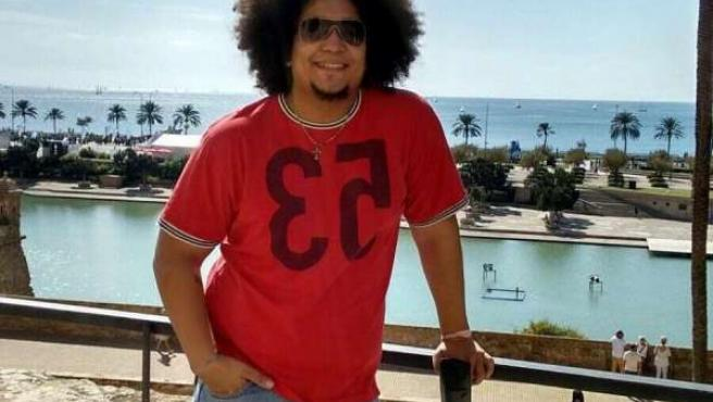 Sven Alejandro Silva, venezolano desaparecido en Bataclán, residente en Palma