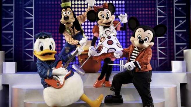 D?isney Mickey Music Festival