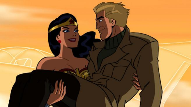 'Wonder Woman': Primera foto de Chris Pine como Steve Trevor